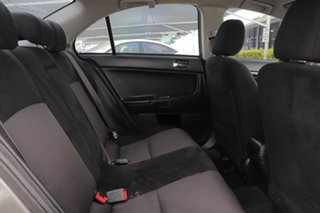 2017 Mitsubishi Lancer CF MY17 ES Sport Silver 6 Speed Constant Variable Sedan