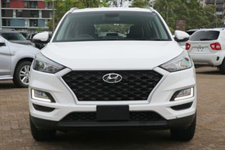 2019 Hyundai Tucson TL4 MY20 Active X (2WD) Beige INT White 6 Speed Automatic Wagon