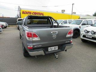 2012 Mazda BT-50 XTR (4x4) Silver 6 Speed Automatic Dual Cab Utility