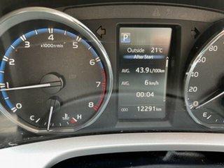 2016 Toyota RAV4 ASA44R MY16 GXL (4x4) Silver 6 Speed Automatic Wagon