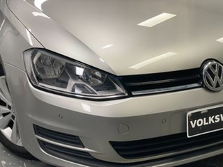2016 Volkswagen Golf VII MY17 92TSI DSG Comfortline Silver 7 Speed Sports Automatic Dual Clutch.