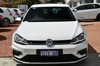 2019 Volkswagen Golf 7.5 MY19.5 R DSG 4MOTION Pure White 7 Speed Sports Automatic Dual Clutch.