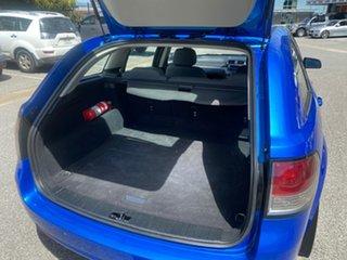 2011 Holden Commodore VE II Omega Sportwagon Blue 6 Speed Sports Automatic Wagon