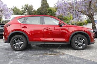 2020 Mazda CX-5 KF2W7A Maxx SKYACTIV-Drive FWD Sport Soul Red Crystal 6 Speed Sports Automatic Wagon