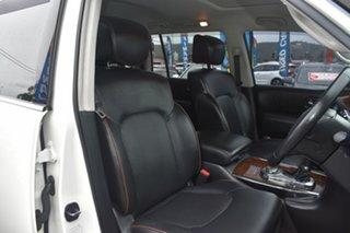 2019 Nissan Patrol Y62 Series 4 TI-L White 7 Speed Sports Automatic Wagon