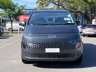 2021 Hyundai Staria US4.V1 MY22 Highlander 2WD Graphite Gray 8 Speed Sports Automatic Wagon.