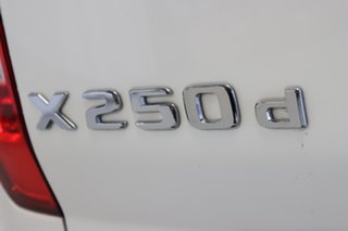 2020 Mercedes-Benz X-Class 470 X250d 4MATIC Power White 7 Speed Sports Automatic Utility