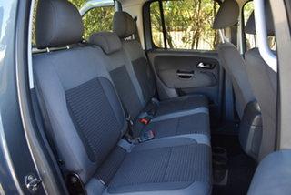 2015 Volkswagen Amarok 2H MY16 TDI420 4Motion Perm Highline Grey 8 Speed Automatic Utility
