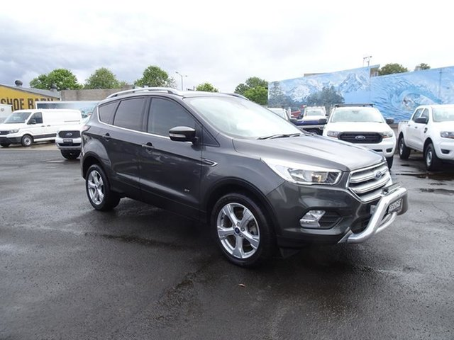 Used Ford Escape ZG 2019.25MY Trend Nowra, 2019 Ford Escape ZG 2019.25MY Trend Magnetic 6 Speed Automatic SUV