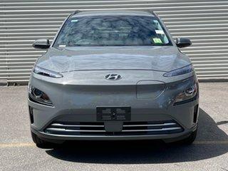 2021 Hyundai Kona Os.v4 MY21 electric Elite Galactic Grey 1 Speed Reduction Gear Wagon.