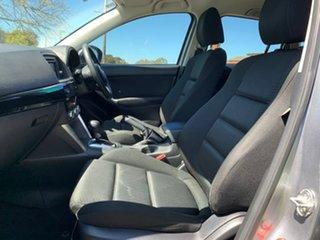 2013 Mazda CX-5 KE Series Maxx Sport Silver Sports Automatic Wagon