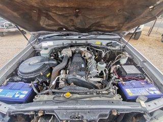 2001 Toyota Landcruiser HZJ105R GXL Silver 5 Speed Manual Wagon