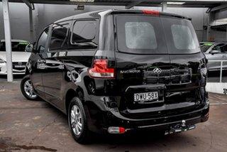 2019 LDV G10 SV7C Black 6 Speed Automatic Van.
