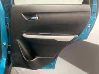 2016 Suzuki Vitara LY S Turbo 2WD Turquouise 6 Speed Sports Automatic Wagon