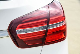 2018 Mercedes-Benz GLA-Class X156 808+058MY GLA220 d DCT White 7 Speed Sports Automatic Dual Clutch