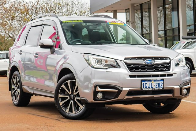 Used Subaru Forester S4 MY17 2.0D-S CVT AWD Attadale, 2017 Subaru Forester S4 MY17 2.0D-S CVT AWD Silver 7 Speed Constant Variable Wagon