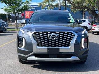 2021 Hyundai Palisade LX2.V2 MY22 Elite 2WD Steel Graphite 8 Speed Sports Automatic Wagon.