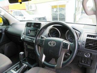 2012 Toyota Landcruiser Prado KDJ150R 11 Upgrade GXL (4x4) Silver 5 Speed Sequential Auto Wagon