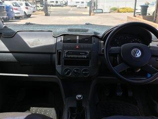 2004 Volkswagen Polo 9N MY2004 Match Blue 5 Speed Manual Hatchback