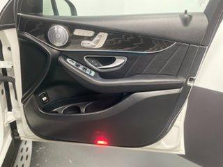 2017 Mercedes-Benz GLC-Class X253 808MY GLC350 d 9G-Tronic 4MATIC White 9 Speed Sports Automatic