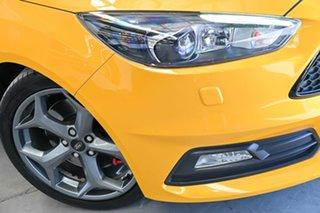 2016 Ford Focus LZ ST Orange 6 Speed Manual Hatchback.