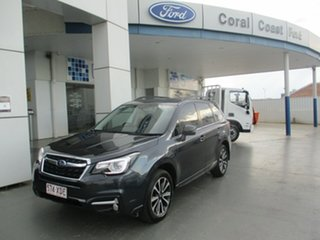 2017 Subaru Forester MY17 2.5I-S Grey Continuous Variable Wagon.