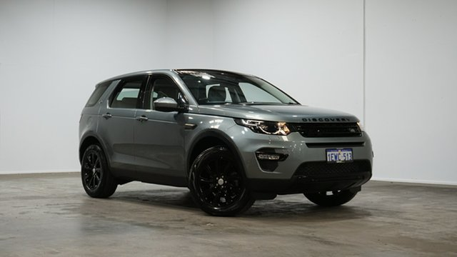 Used Land Rover Discovery Sport L550 16MY SE Welshpool, 2015 Land Rover Discovery Sport L550 16MY SE Mint 9 Speed Sports Automatic Wagon