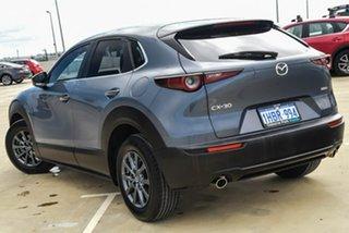 2020 Mazda CX-30 DM2W7A G20 SKYACTIV-Drive Pure Polymetal Grey 6 Speed Sports Automatic Wagon.