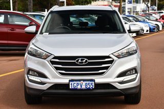 2018 Hyundai Tucson TL2 MY18 Active 2WD Platinum Silver 6 Speed Sports Automatic Wagon.