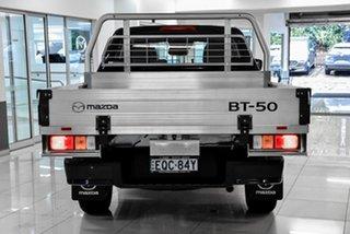 2020 Mazda BT-50 TFS40J XT Blue 6 Speed Sports Automatic Cab Chassis.