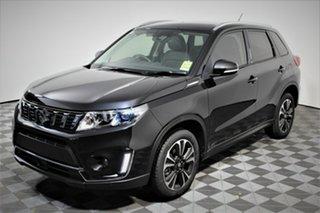 2021 Suzuki Vitara LY Series II Turbo 2WD Cosmic Black 6 Speed Sports Automatic Wagon.