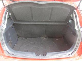 2011 Kia Rio JB MY11 S Red 5 Speed Manual Hatchback
