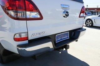 2017 Mazda BT-50 UR0YG1 XTR 4x2 Hi-Rider White 6 Speed Sports Automatic Utility.