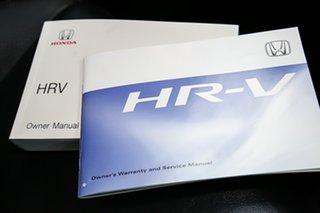 2015 Honda HR-V MY15 VTi-L White 1 Speed Constant Variable Hatchback