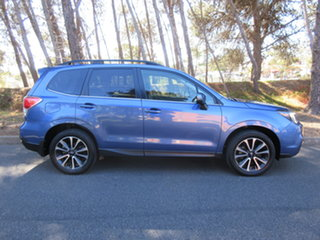 2018 Subaru Forester S4 MY18 2.5i-S CVT AWD Blue 6 Speed Constant Variable Wagon.
