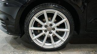 2017 Audi A1 8X MY18 Sport Sportback S Tronic Black 7 Speed Sports Automatic Dual Clutch Hatchback