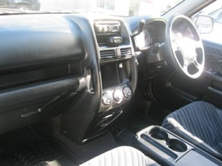 2004 Honda CR-V RD MY2004 4WD Black 4 Speed Automatic Wagon