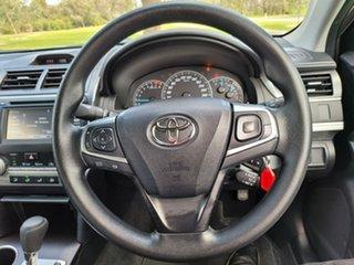 2017 Toyota Camry ASV50R Altise Silver 6 Speed Sports Automatic Sedan