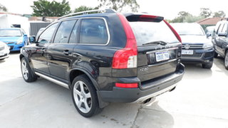 2011 Volvo XC90 P28 MY11 D5 Geartronic Black 6 Speed Sports Automatic Wagon