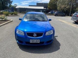 2011 Holden Commodore VE II Omega Sportwagon Blue 6 Speed Sports Automatic Wagon.