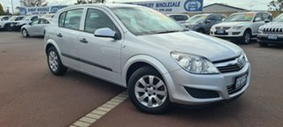2008 Holden Astra AH MY08 CD 4 Speed Automatic Hatchback.