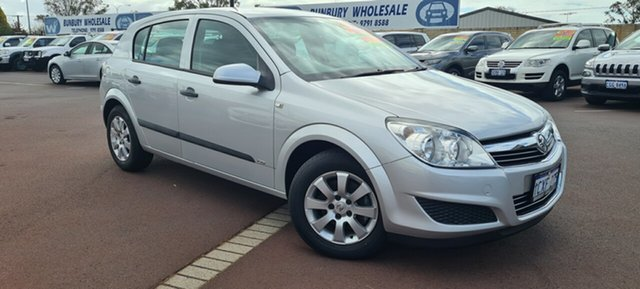 Used Holden Astra AH MY08 CD East Bunbury, 2008 Holden Astra AH MY08 CD 4 Speed Automatic Hatchback