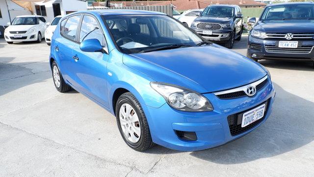 Used Hyundai i30 FD MY11 SX St James, 2011 Hyundai i30 FD MY11 SX Blue 4 Speed Automatic Hatchback