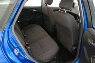 2014 Ford Focus LW MkII Trend Blue 5 Speed Manual Hatchback