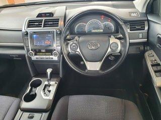 2014 Toyota Camry ASV50R Atara S Silver 6 Speed Sports Automatic Sedan.