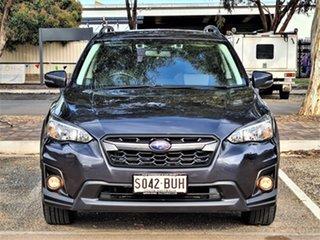 2017 Subaru XV G5X MY18 2.0i Premium Lineartronic AWD Gunmetal 7 Speed Constant Variable Wagon.