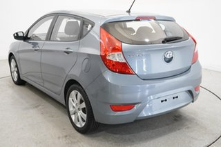 2018 Hyundai Accent RB6 MY18 Sport Grey 6 Speed Sports Automatic Sedan.