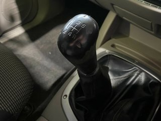 2009 Mitsubishi Triton ML MY09 GLX-R Double Cab Black 5 Speed Manual Utility