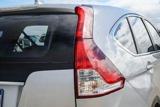 2014 Honda CR-V RM MY15 VTi Navi Silver, Chrome 5 Speed Automatic Wagon