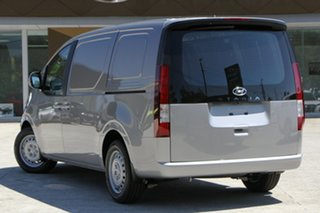 2021 Hyundai Staria-Load US4.V1 MY22 Limited Release Silver 8 Speed Sports Automatic Van.